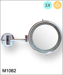 #M1062 wall extension mirror, single side