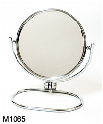 #M1065 cosmetic mirror,double sides, 1X/2X